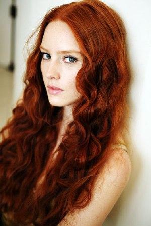 Haare rot tonen mit henna