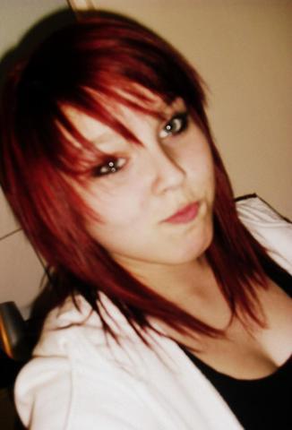 Rote Haare Und Ich Hätte Gern Noch Strähnchen Oder So Hilfe