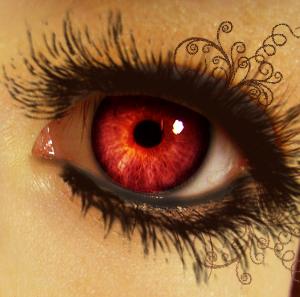 rote kontaktlinsen die nicht k nstlich aussehen augen. Black Bedroom Furniture Sets. Home Design Ideas