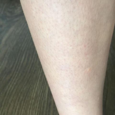 Hier sehr ihr die punkte die ich meine - (Beine, rasieren, Komisch)