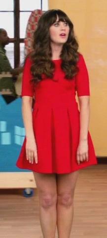 Rotes kleid welcher nagellack