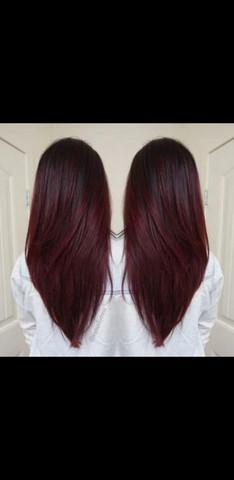 Rotstichige Haare Behalten Beauty Frisur Friseur