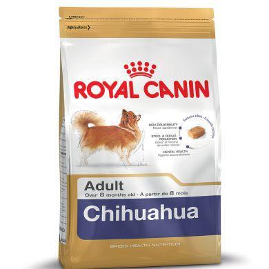 Das Hundefutter von Royal Canin für Chihuahuas! (Bild von Internet) - (Hundefutter, Chihuahua, Royal Canin)