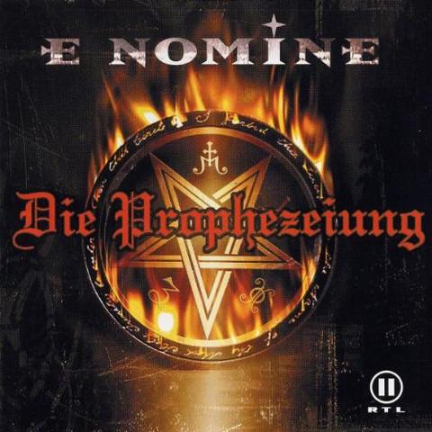 """EInmal """"Die Prophezeihung von E Nomine - (Musik, CD, Urheberrecht)"""