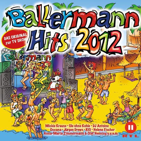 """Und einmal die """"Ballermann Hits 2012"""" - (Musik, CD, Urheberrecht)"""