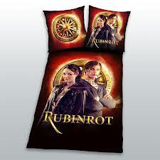Rubinrot Bettwäsche - (Geld, kaufen, Bett)