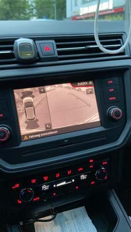 Rückfahrkamera beim Seat Ibiza 2019 nur schwarz weiß?