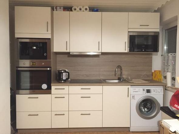 Küche Gesamtansicht   (Vertrag, Küche, Montage)