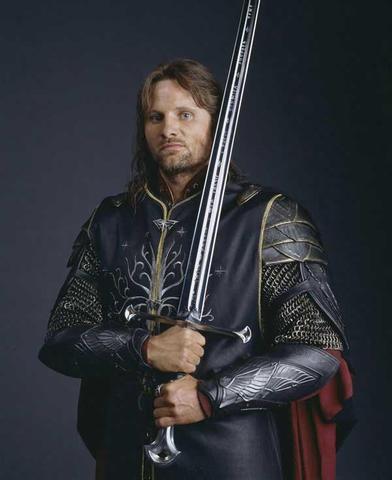 Rüstung des Königs - (Herr der Ringe, Händler, Rüstung)