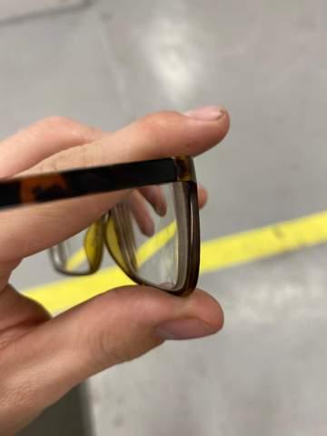 Runde/Dünne Brille bei viel Dioptrien?