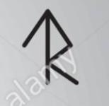 Runen-Tattoo für Erfolg?