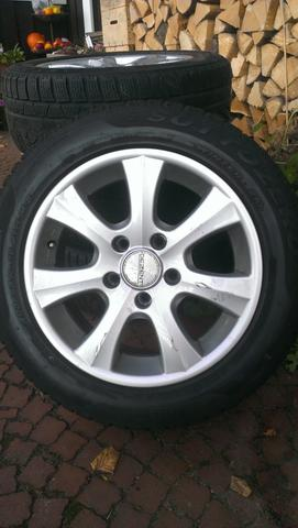 Der ganze Reifen - (Auto, Reifen, Winterreifen)