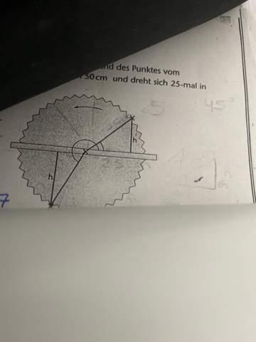 Sachaufgabe Mathematik - Periodische Vorgänge?