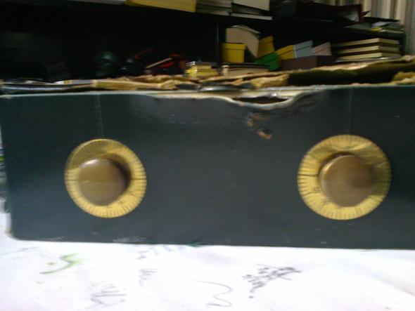 Rechte Rad - (öffnen, Safe Box)