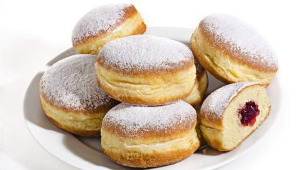 Sagt ihr Berliner, Krapfen oder Pfannkuchen dazu?