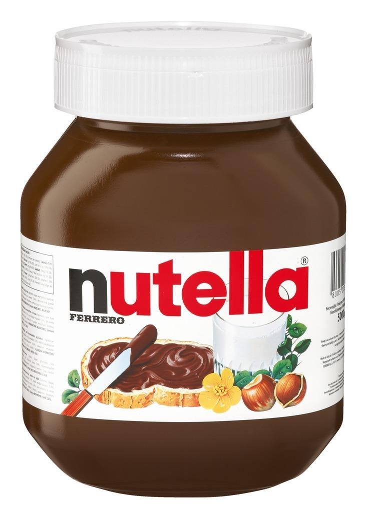 Die Nutella Oder Das Nutella