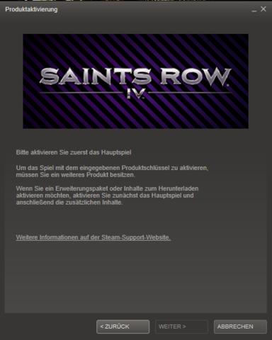 Saints Row IV - (Steam, IV, saints)