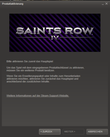 Saints Row IV - (Spiele, Steam, IV)