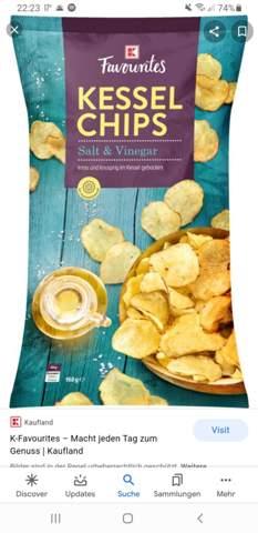 Salt Vinegear Chips?