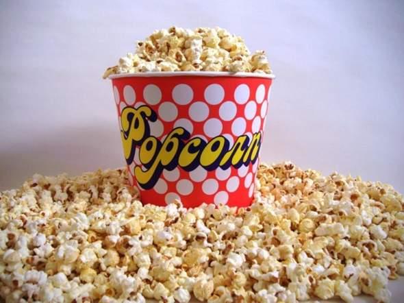 Salziges Popcorn oder süßes Popcorn🍿?