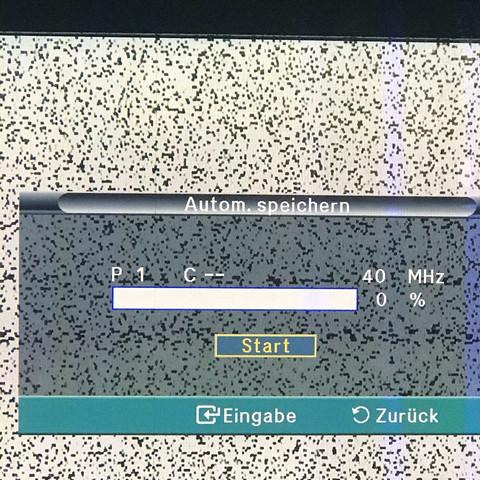 Fernseher Findet Keine Sender Kabel