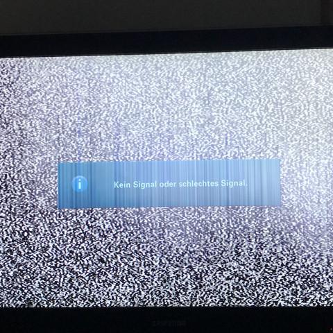 Samsung  - (Samsung, TV, defekt)