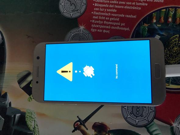 Samsung A5 Lädt Nicht