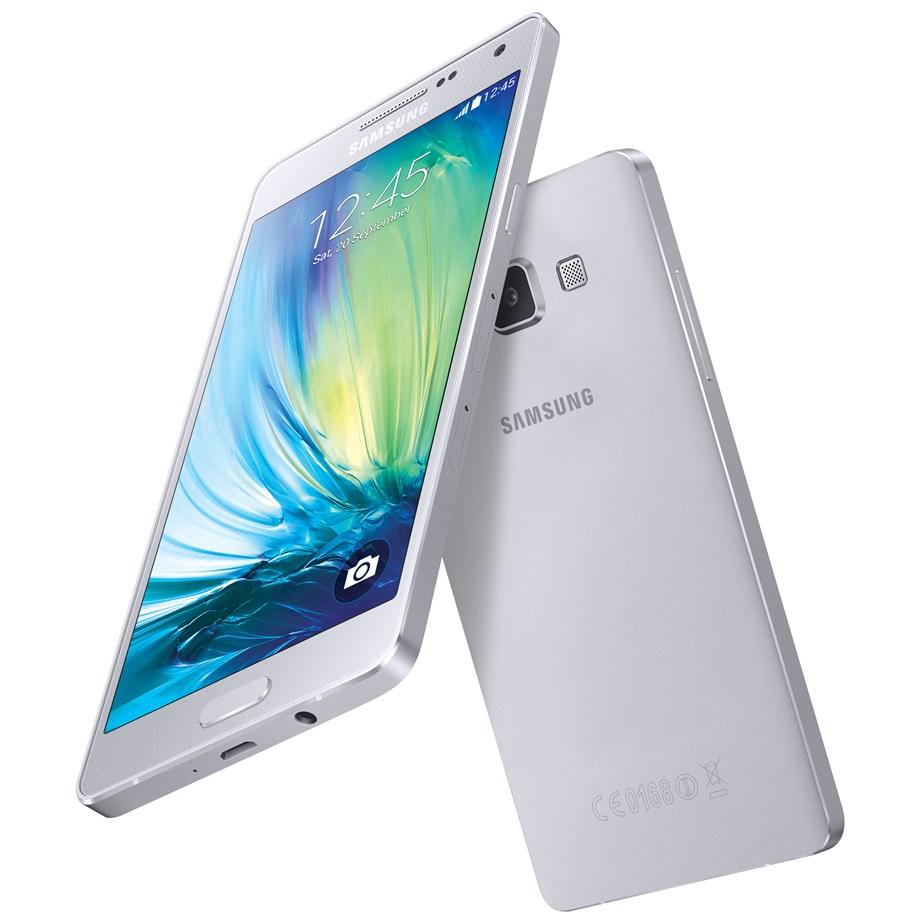 Samsunf Platinum: Samsung Galaxy A5 Schwarz Oder Platinum-Silber Kaufen