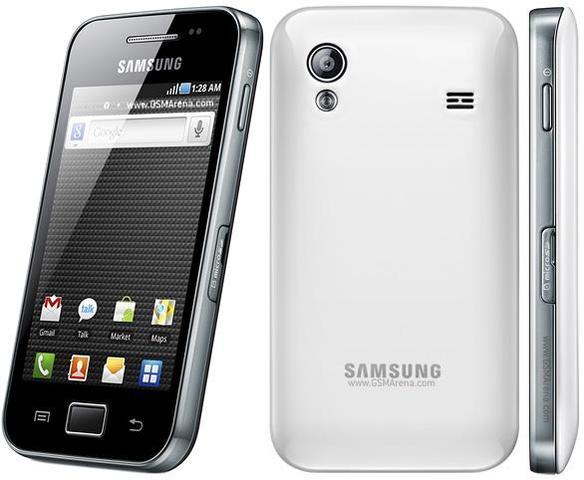 das ist mein Handy.. aber ohne die kleinen Linsen oben vorne - (kaputt, samsung-galaxy-ace, hochfahren)