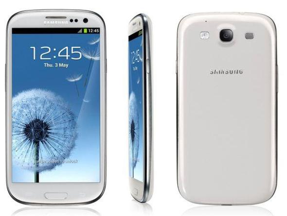 Samsung Galaxy - (Handy, Samsung, handyhuelle)