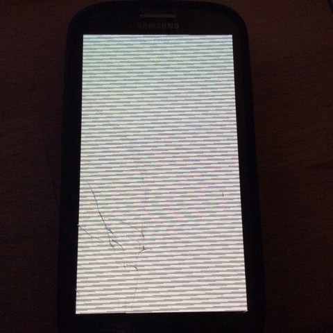 Samsung Galaxy S3 - (Handy, kaputt, Samsung-Galaxy)