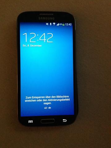 Normale Sperre - (Handy, Smartphone, Samsung)
