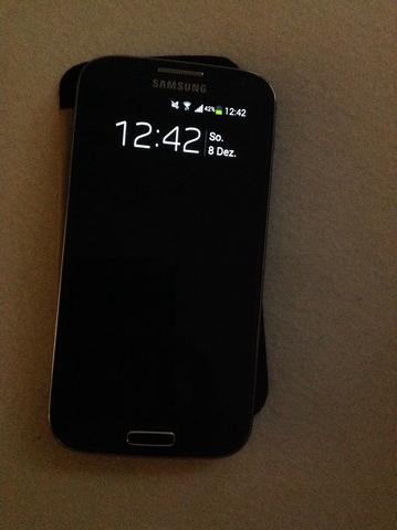 Automatische Sperre wegen dem Cover - (Handy, Smartphone, Samsung)