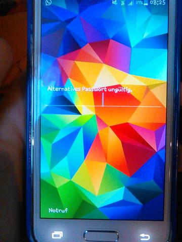 bitte antworten - (Passwort, Samsung Galaxy S5-mini)