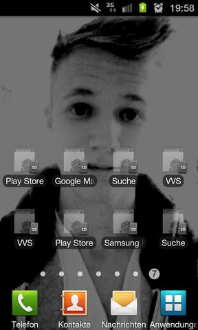 So sehen meine Apps momentan aus. - (Handy, Programm, Android)