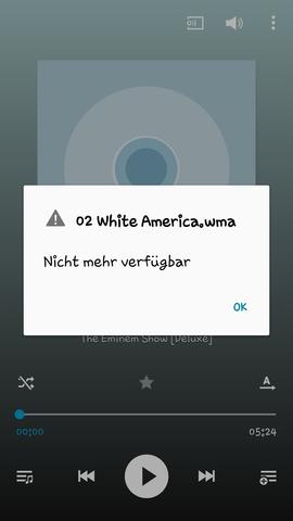 wma datei problem - (Musik, Handy, Album)