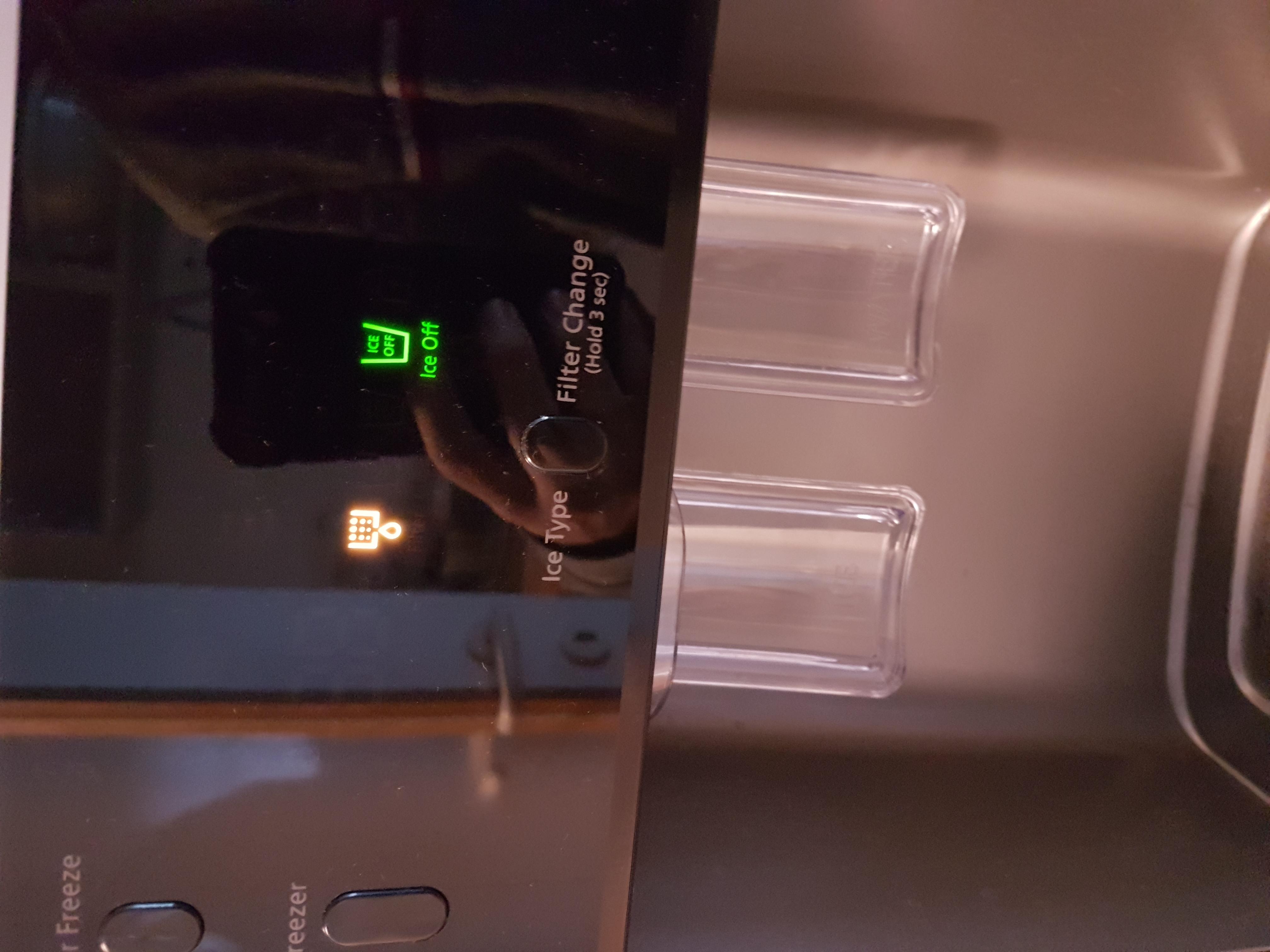 Kühlschrank Filter Samsung : Samsung kühlschrank filteranzeige orange handy küche licht