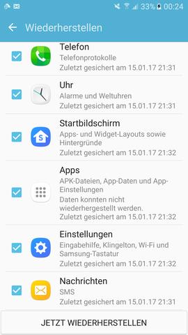 Screenshot - (Smartphone, Samsung)