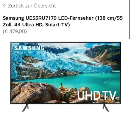 Samsung TV DVB-T2 mit Antenne Probleme?