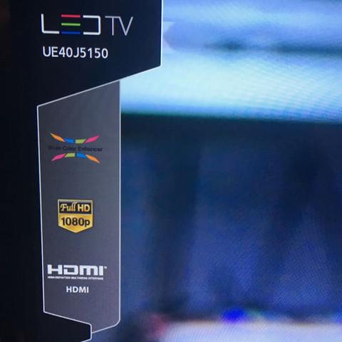 Diese leiste links - (Samsung, TV)