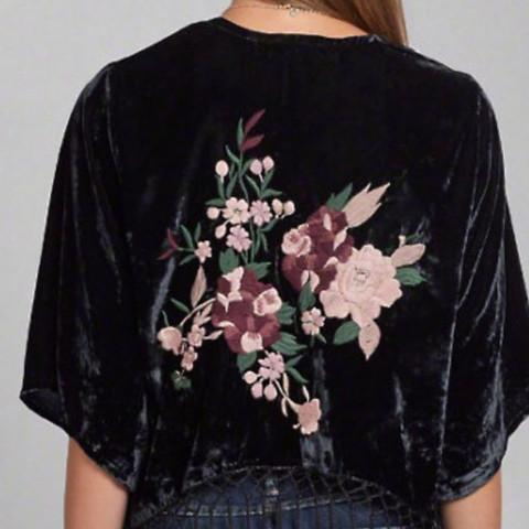 Hinten - (Mode, Kimono)