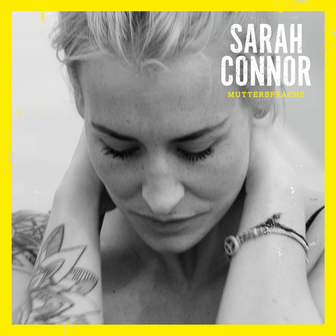 Sarah Connor Cover Font?