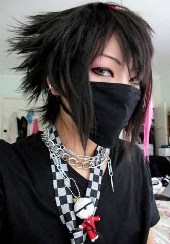 Sasuke/Hinatas haarschnitt?