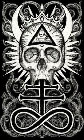 satanische symbole bedeutung religion symbol hoelle. Black Bedroom Furniture Sets. Home Design Ideas