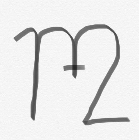 Odem, m, satanistisches Kreuz - (Religion, Kirche, evangelisch)