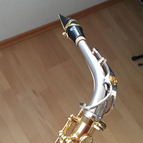 Der S-Bogen - (Stimmen, Saxophon, S-Bogen)