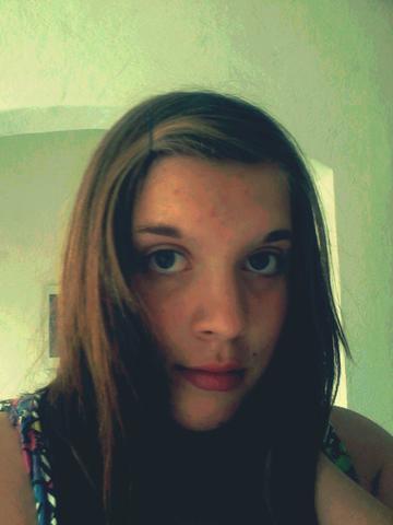 Ich - (Haare, Scene)