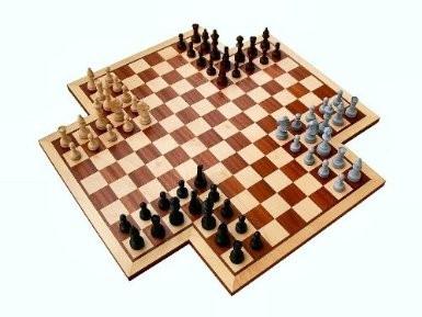 schach 3 spieler