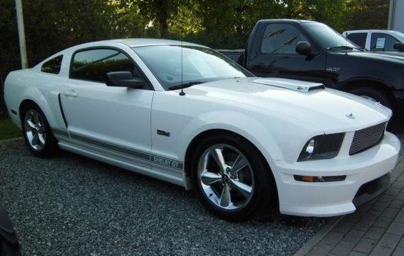 Ford Mustang - (Auto, Steuern, Ford Mustang)