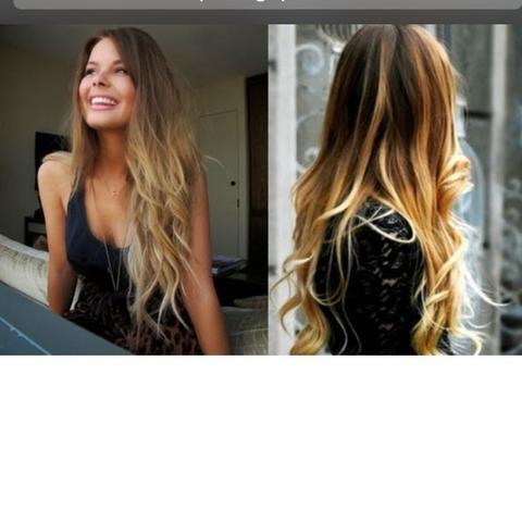 So möchte ich meine Haare haben - (Haare, Beauty, Mode)